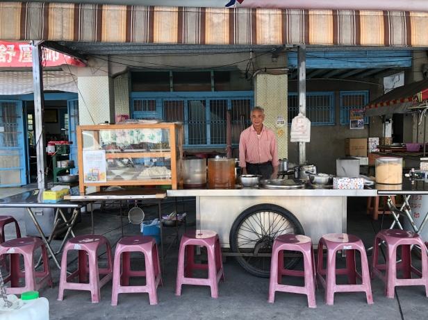 台南六甲媽祖廟挫冰003