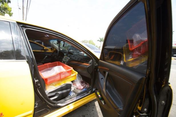 003載牛肉計程車