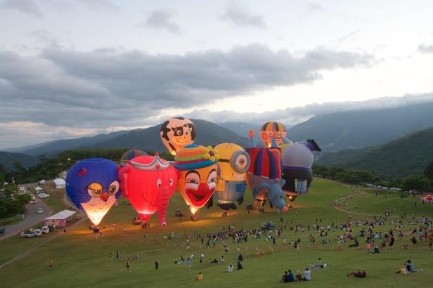 台東熱氣球003