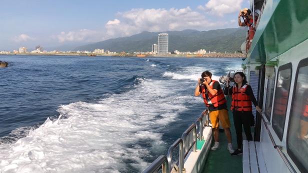 龜山島螃蟹藏酒006