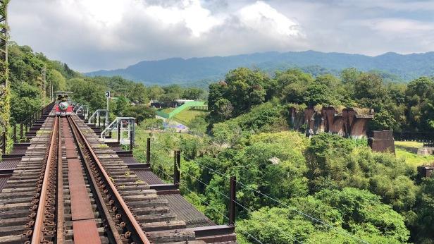 舊山線RailBike001