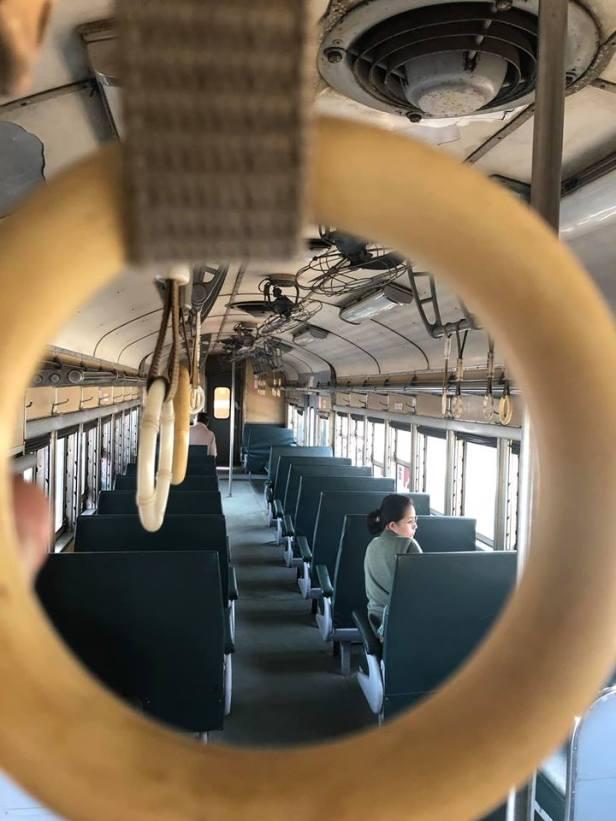 溫柔的藍皮火車002
