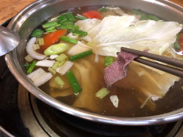 台南牛肉湯 分切部位大全013